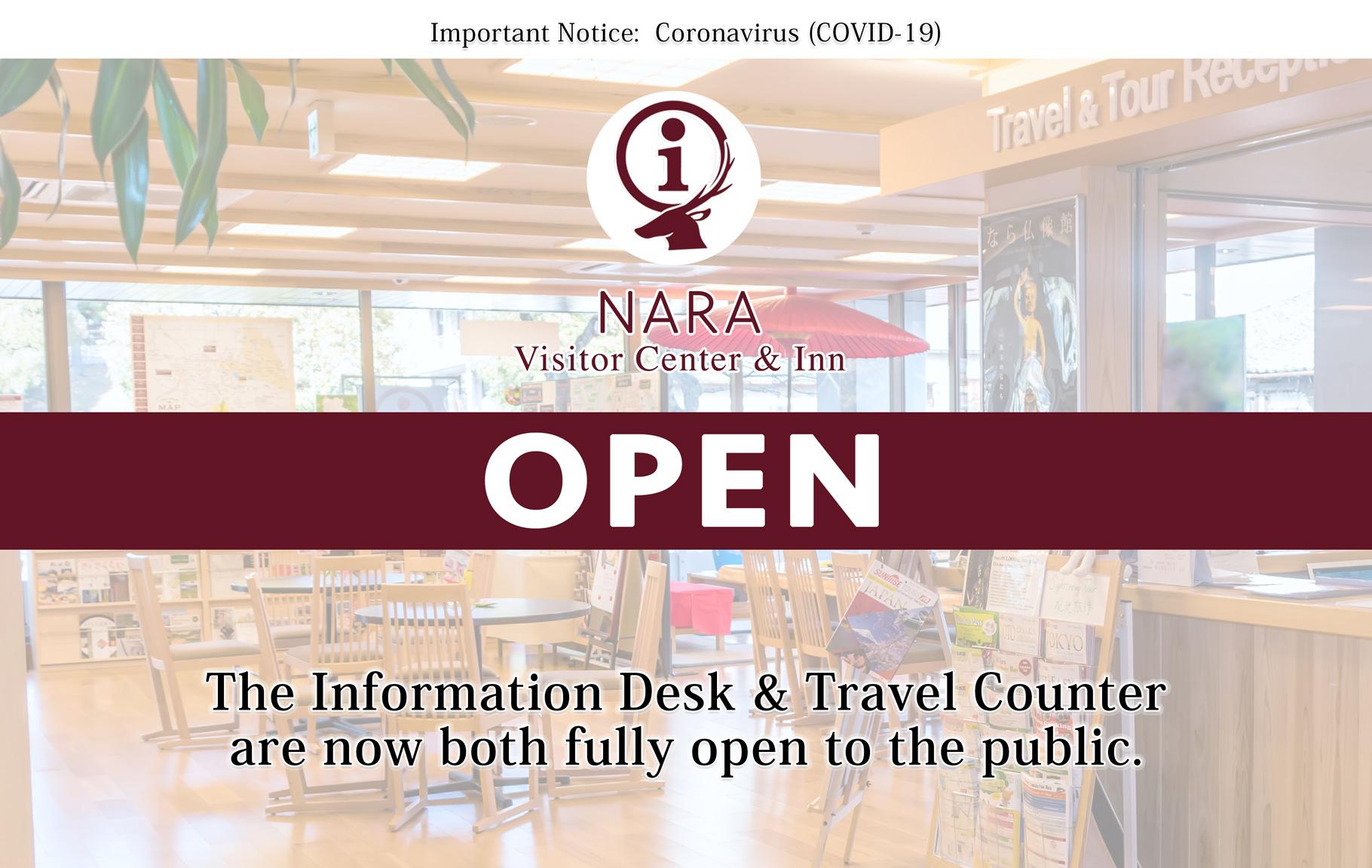 NARA Visitor Center Covid OPEN